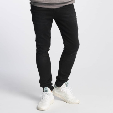 Reell Jeans Tynne bukser Radar Stretch Super Slim Fit svart