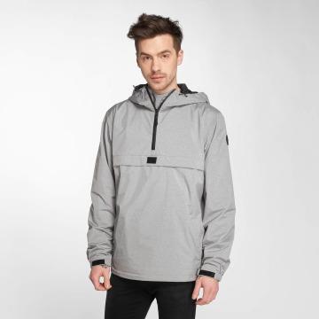 Reell Jeans Veste mi-saison légère Hooded gris