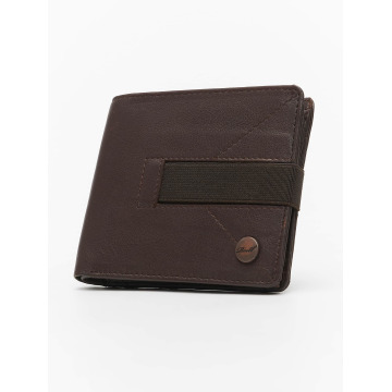 Reell Jeans Wallet Strap Leather brown