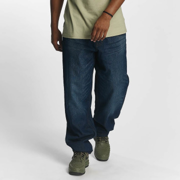 Rocawear Брюки Baggy Baggy Fit синий