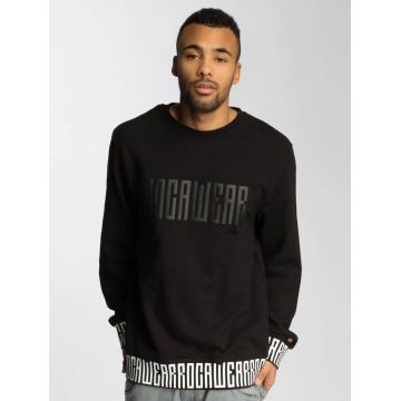Rocawear Пуловер Print черный