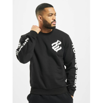 Rocawear Пуловер Printed черный