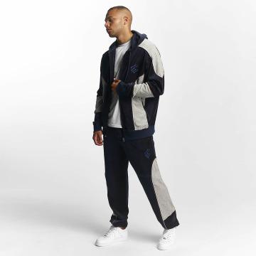 Rocawear Anzug Velour Set blau