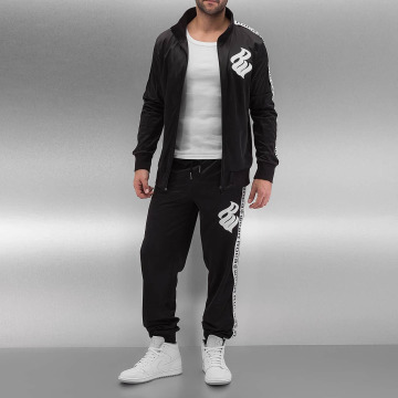 Rocawear Anzug Logo schwarz