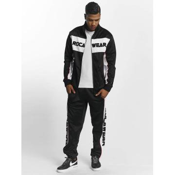 Rocawear Anzug Sports schwarz