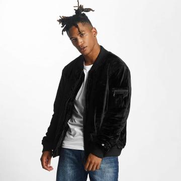 Rocawear Bomber jacket Retro Velour black