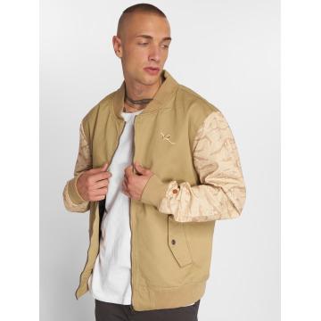 Rocawear College Jacke Ante khaki
