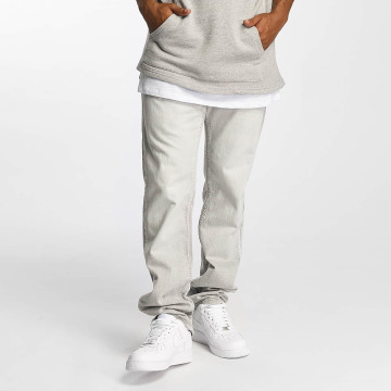 Rocawear Dżinsy straight fit Relax szary