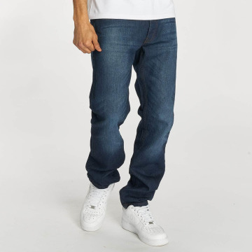 Rocawear Jeans straight fit Moletro blu