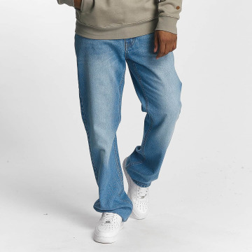 Rocawear Loose Fit Jeans 90TH blå