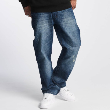 Rocawear Loose fit jeans R blauw