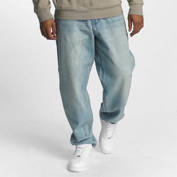 Rocawear Loose Fit Jeans Lighter modrý