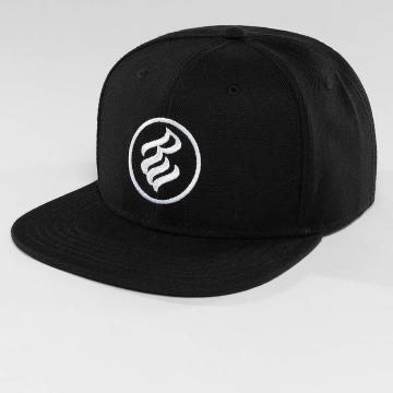 Rocawear Snapback Cap Dolly schwarz