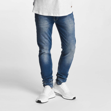 Rocawear Straight Fit Jeans Pune blå