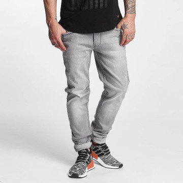 Rocawear Straight Fit Jeans Pune grå