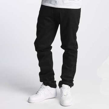 Rocawear Straight Fit Jeans Relax svart