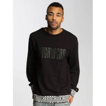 Rocawear Swetry Print czarny
