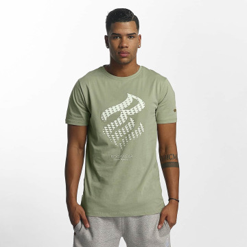 Rocawear T-Shirt Triangle grey