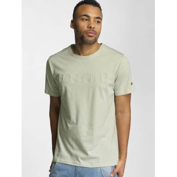 Rocawear t-shirt Logo olijfgroen