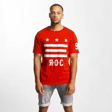 Rocawear t-shirt Brooklyn rood