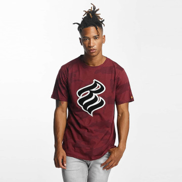 Rocawear T-Shirt Retro Army rouge