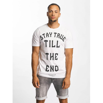 Rocawear T-shirts Stay True hvid