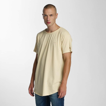 Rocawear T-Shirty Basic bezowy
