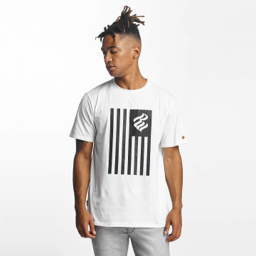 Rocawear T-Shirty Group bialy