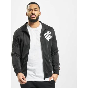 Rocawear Übergangsjacke Logo schwarz