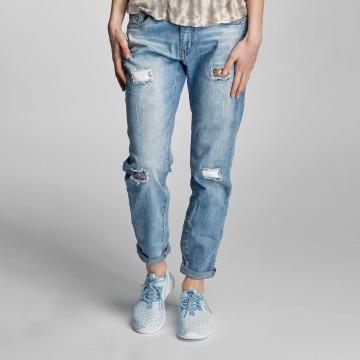 Rock Angel Jeans larghi Charlotta blu