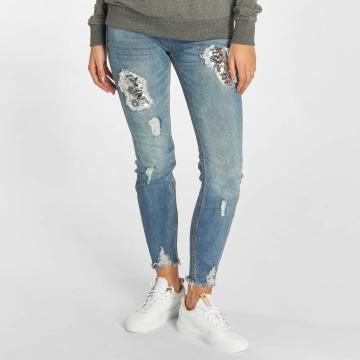 Rock Angel Skinny jeans Amy blauw