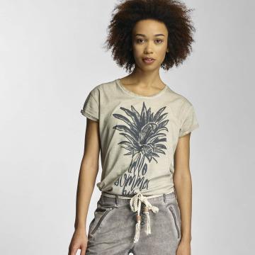 Rock Angel T-shirt Emilie grigio