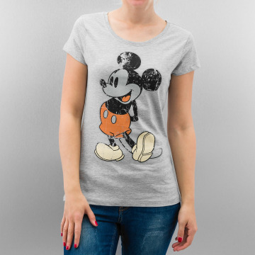 Rock Angel T-shirts Mickey grå