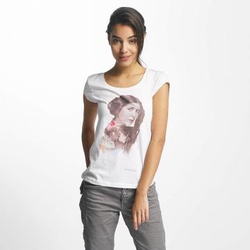 Rock Angel T-shirts Angel Leo hvid