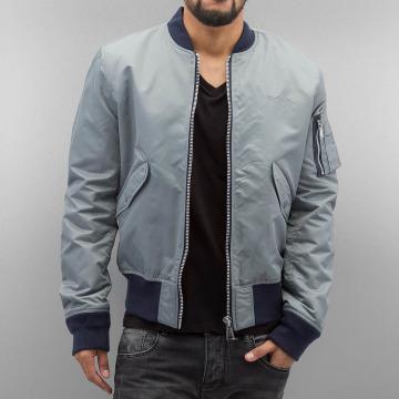 Schott NYC Bomber jacket Bomber grey