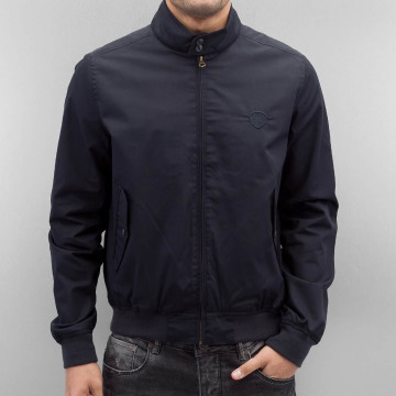 Schott NYC Lightweight Jacket Stardust blue