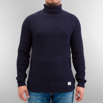 Selected Puserot Brick Turtle Knit sininen