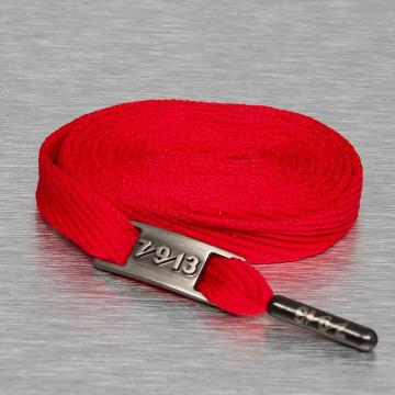 Seven Nine 13 шнурки Full Metal красный