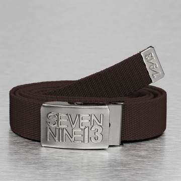 Seven Nine 13 Belt Jaws Stretch brown