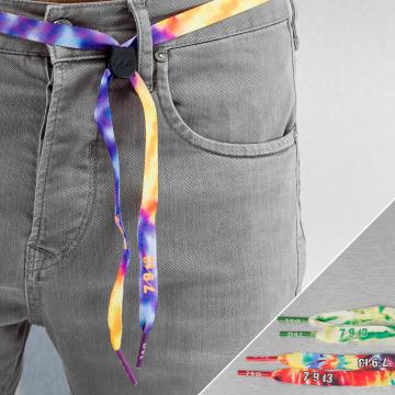 Seven Nine 13 Belts Hippie Too 3er Packs mangefarget