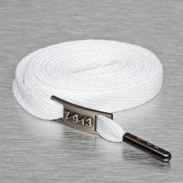 Seven Nine 13 Cordón deloszapatos Full Metal blanco