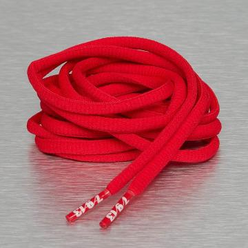 Seven Nine 13 Kengännauhat Hard Candy Round punainen