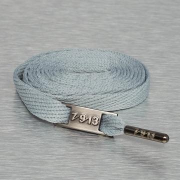 Seven Nine 13 Shoelace Full Metal grey