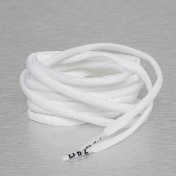 Seven Nine 13 Shoelace Hard Candy Round white