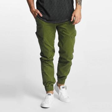 SHINE Original Карго Slim зеленый