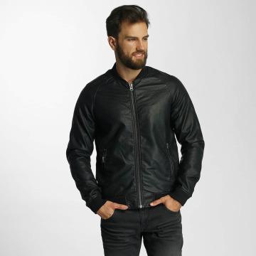 SHINE Original Кожаная куртка Shane черный