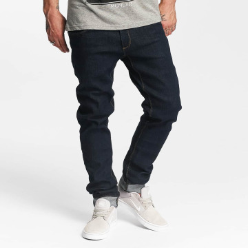 SHINE Original Antifit jeans Wyatt blå