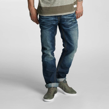SHINE Original Dżinsy straight fit Wardell niebieski