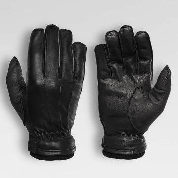 SHINE Original Handschuhe Leather schwarz