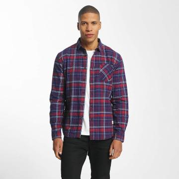 SHINE Original Hemd Luis Checked rot